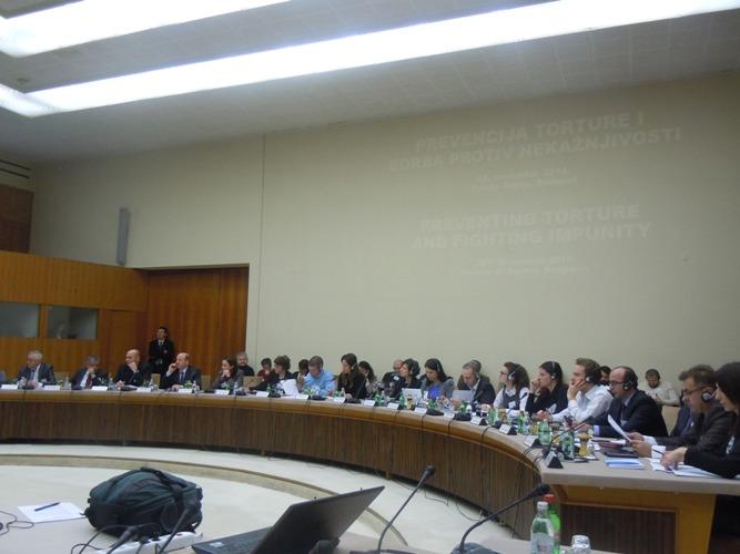 uesnici opcat foruma u palati srbija