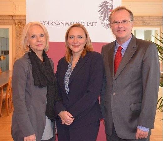 Pravobraniteljica austrijski Ombudsman
