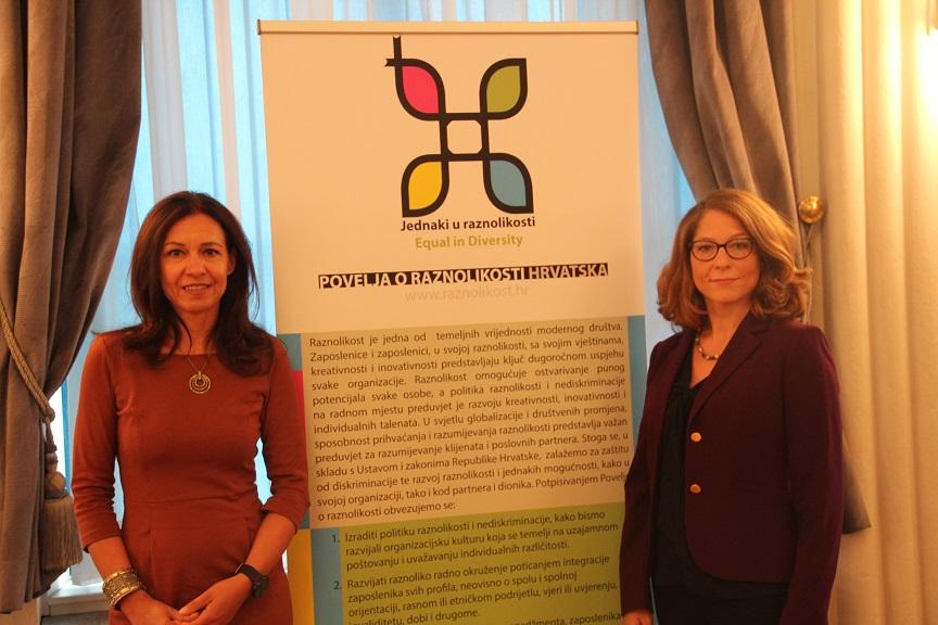 Predstavljanje Povelje o raznolikosti u Hrvatskoj
