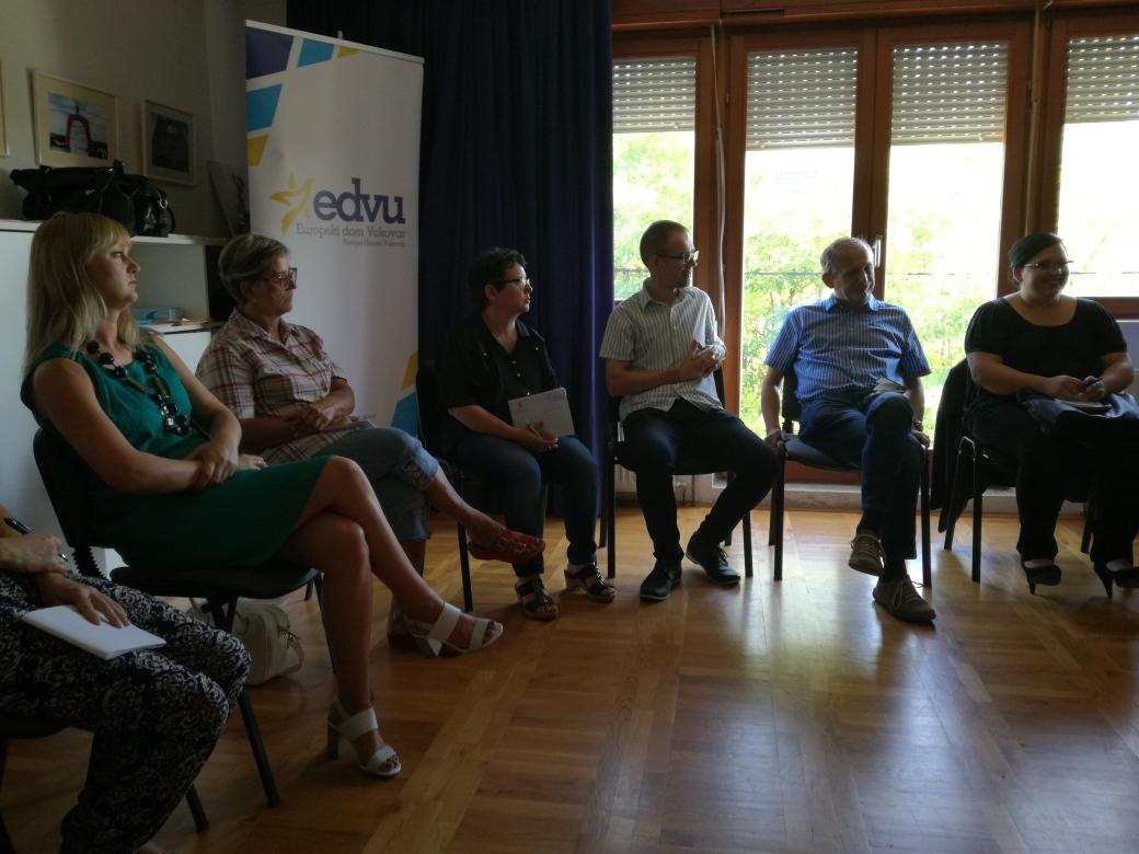posjeta Vukovar publika sastanak