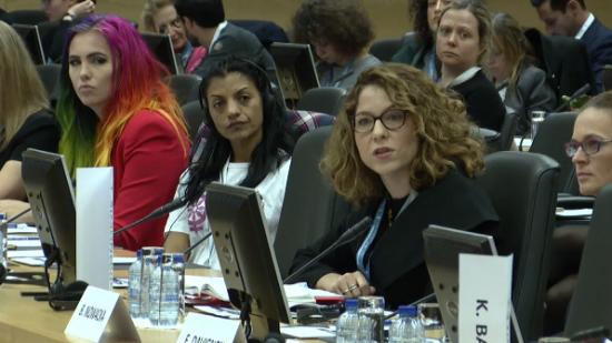 Deputy Ombudswoman Tena Šimonović Einwalter opened Equinet seminar on age discrimination