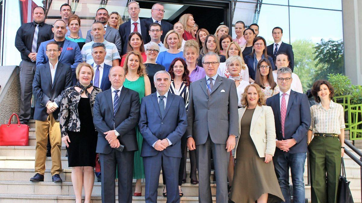 SE NPM Network meeting in Skopje