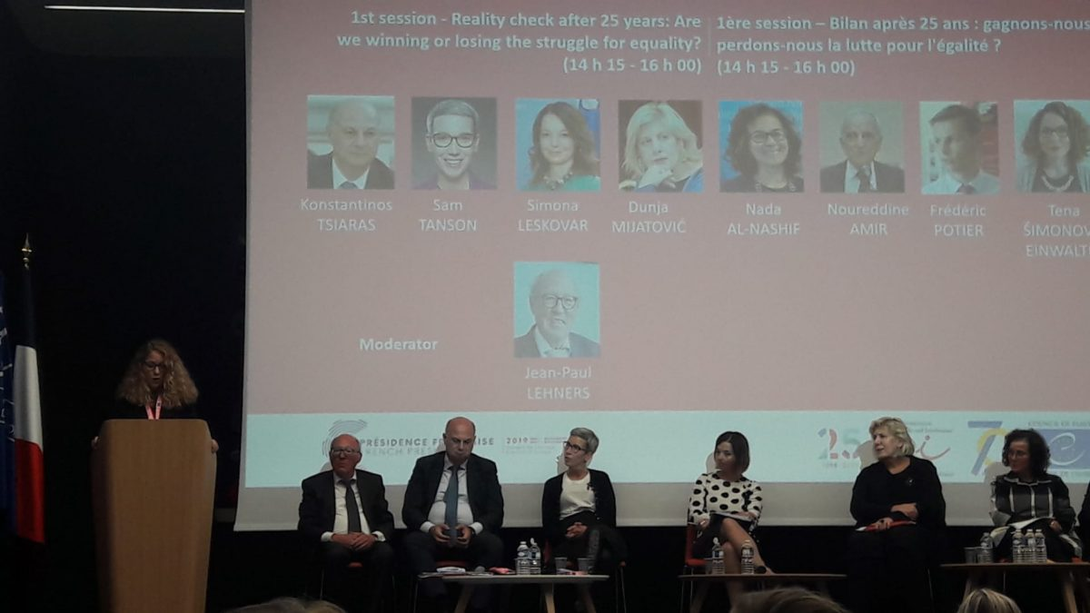 25 years of ECRI celebrated in Paris