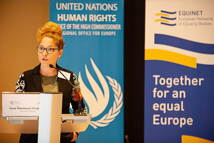 Equinet blog: No crisis can undermine the fundamental value of equality