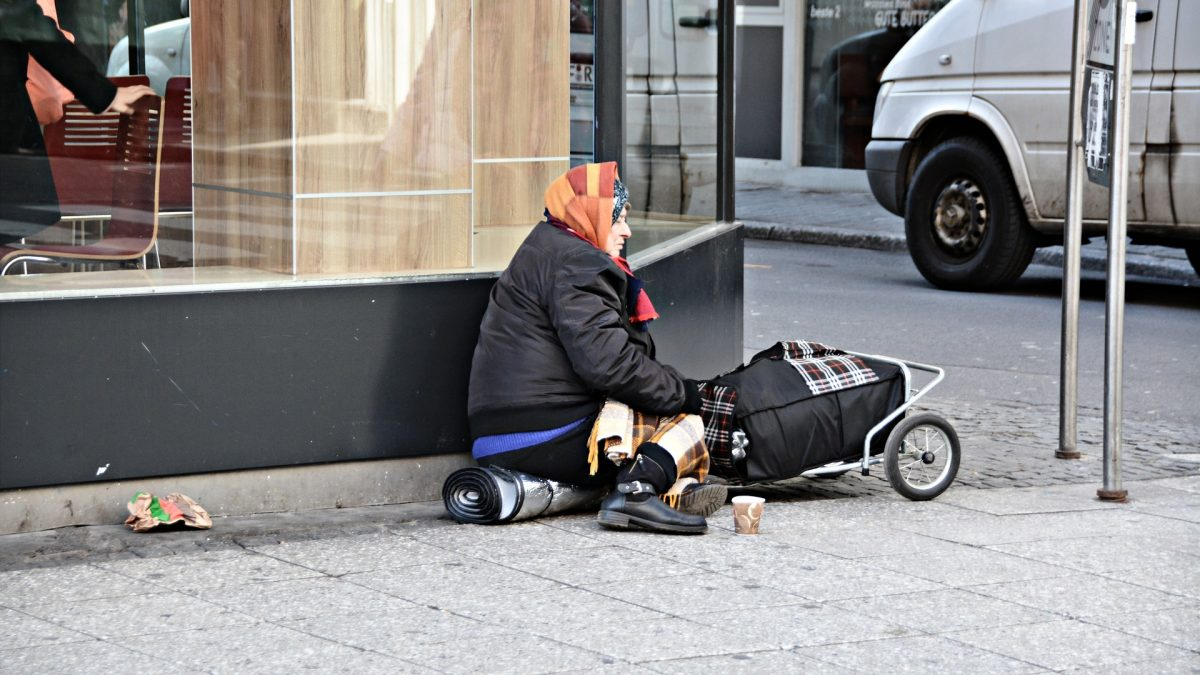 Additional efforts needed to care for the homeless during the coronavirus pandemic