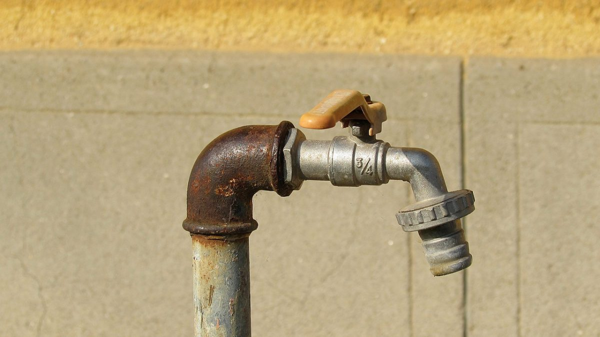 Are residents connected to local water systems drinking healthy water?