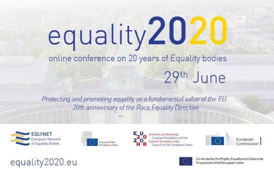 Equality2020: Celebrating 20 years of Race Equality Directive